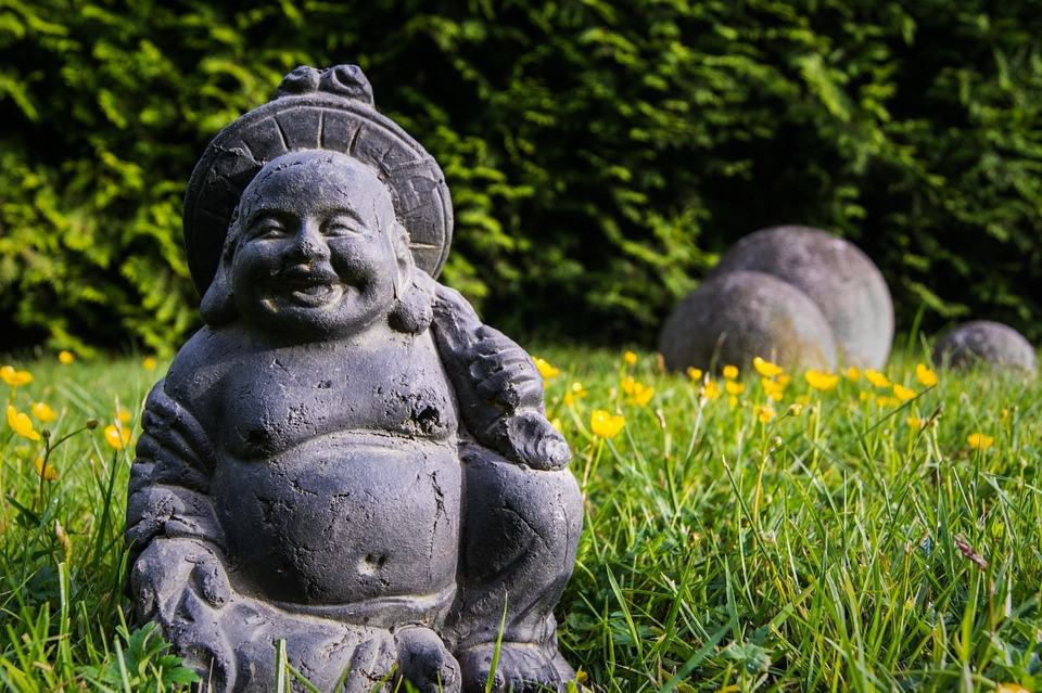 Japanese garden facts