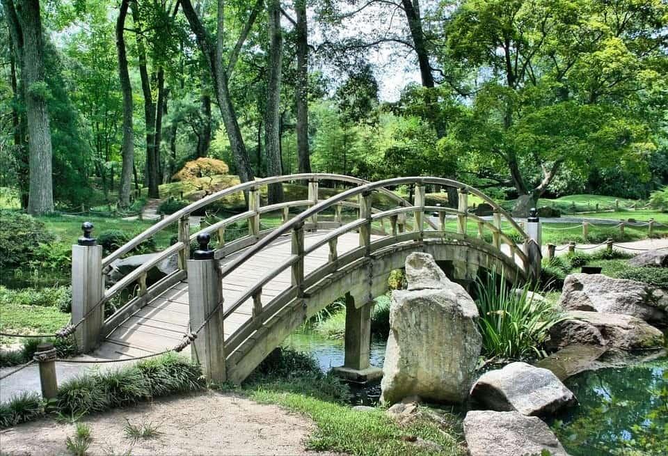 types of Japanese gardens
